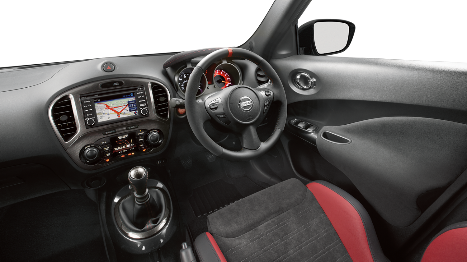 nissan juke nismo rs interior images galleries with a bite. Black Bedroom Furniture Sets. Home Design Ideas