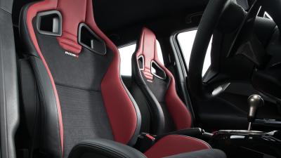 Compact & mini SUV Nismo RS - Recaro front seats | Nissan Juke