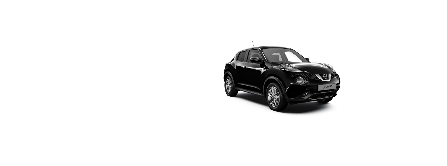 Nissan Juke - Brilliant Black