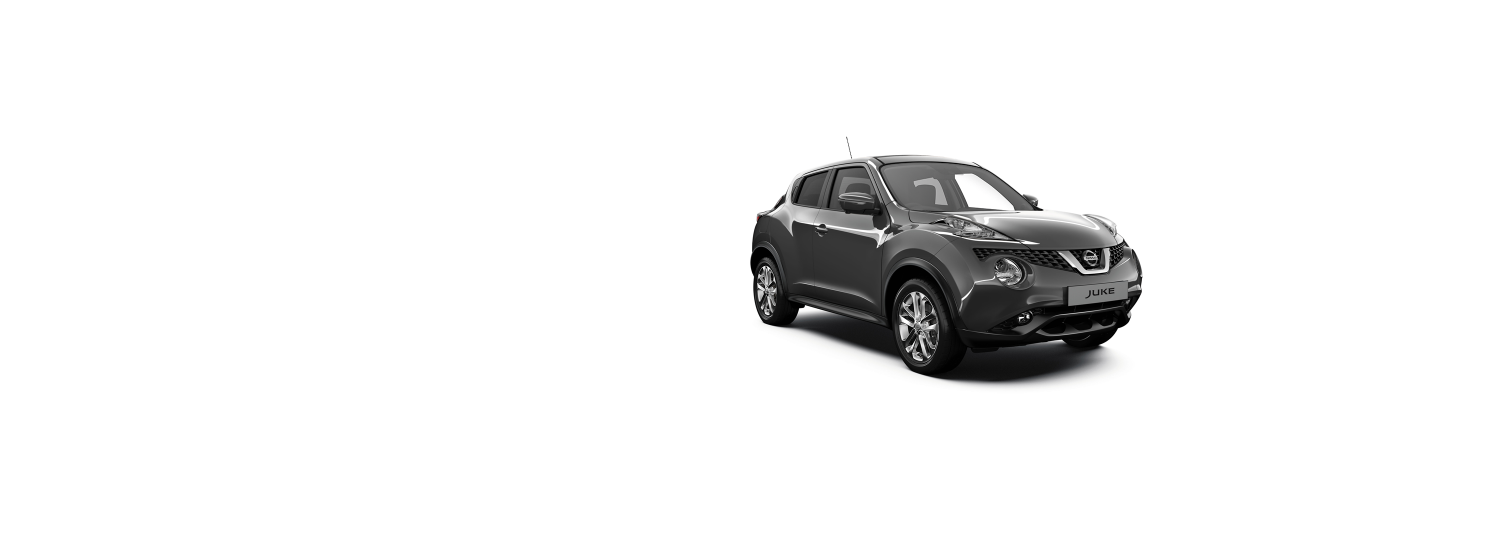 Nissan Juke - Dark Grey