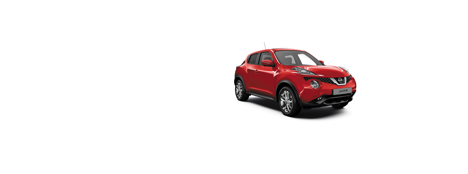 Nissan Juke - Solid Red