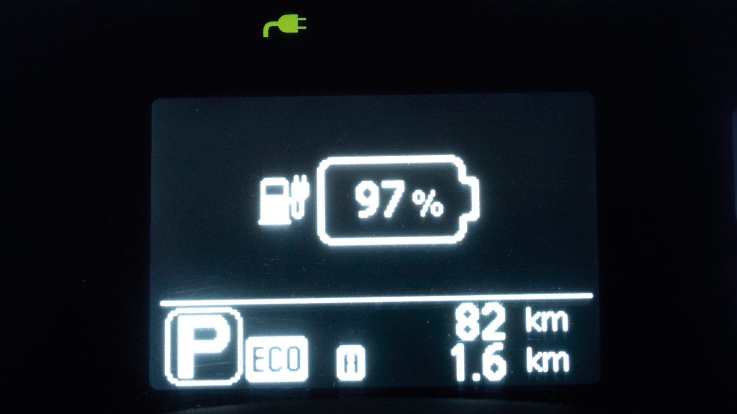 Nissan LEAF Black Edition - EV analytics