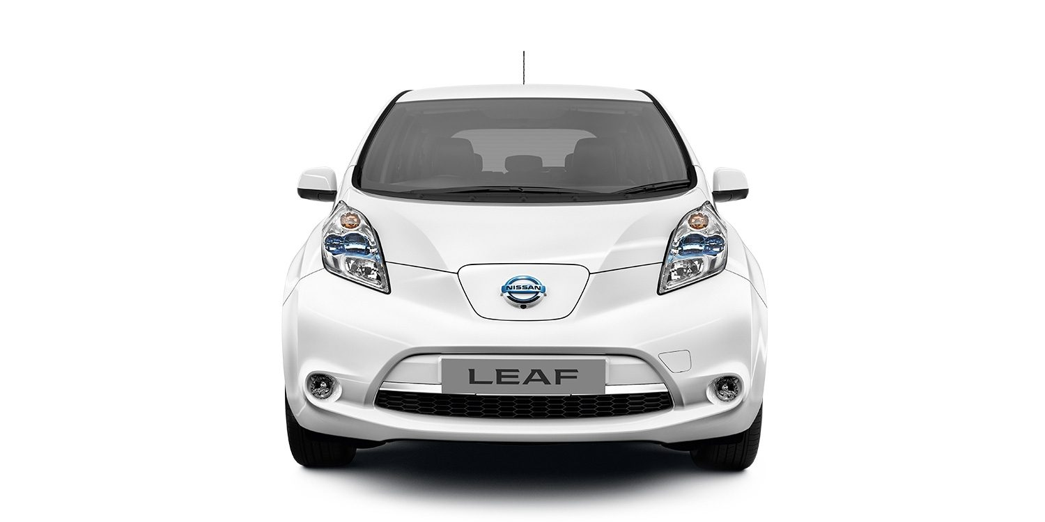 Nissan LEAF | Front view
