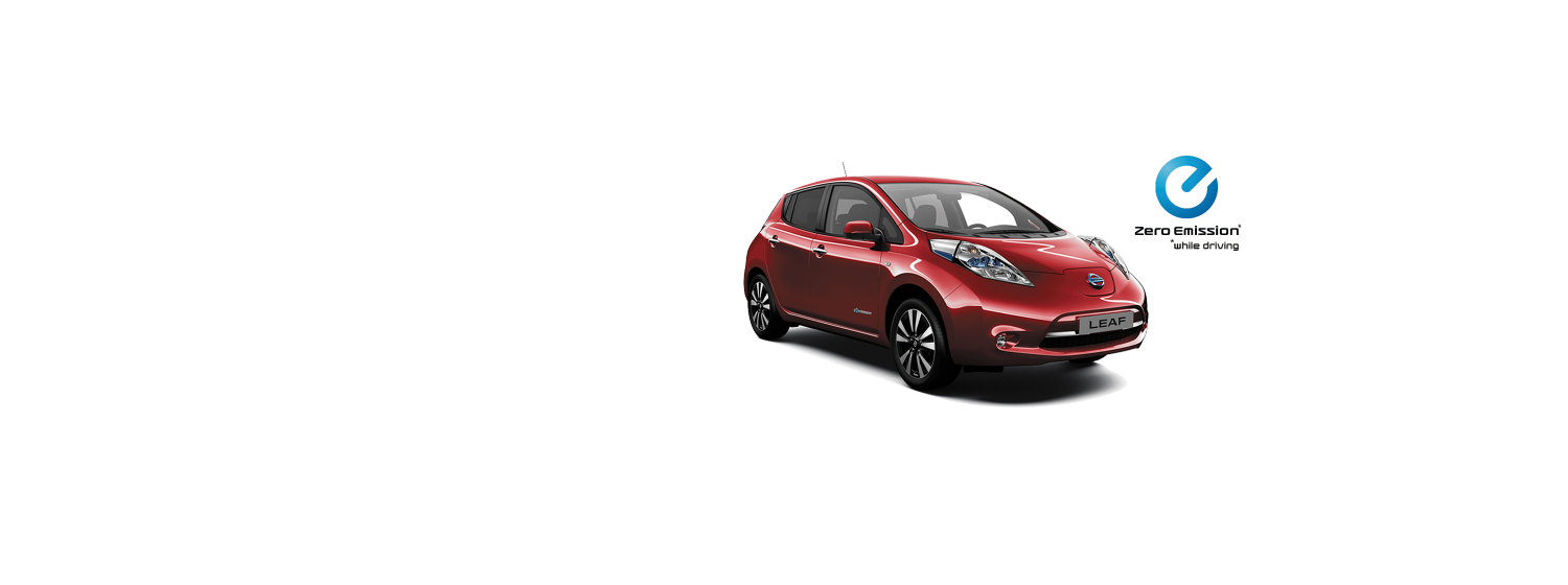 Nissan LEAF | Electric car exterior