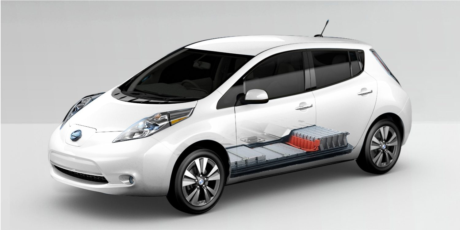 Nissan LEAF | Electric car battery pack