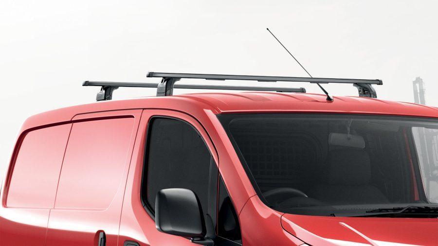 Van | Nissan NV200 | Roof-rack mounting