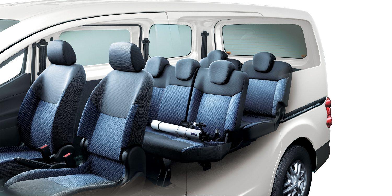 nissan nv200 van commercial vehicle nissan. Black Bedroom Furniture Sets. Home Design Ideas