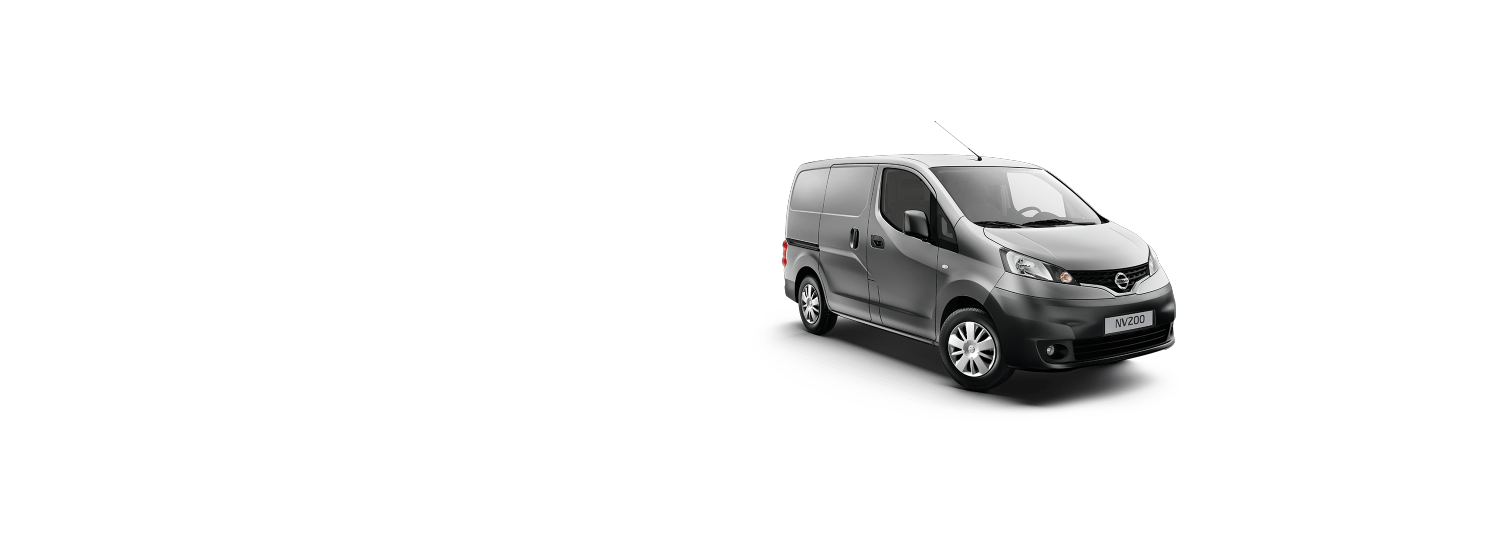 Nissan NV200 - Precision Grey