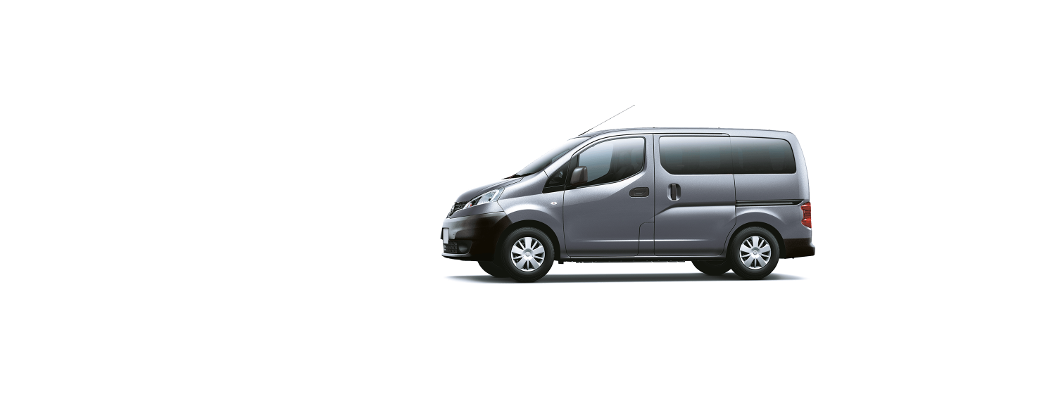 Nissan NV200 Evalia - Twilight Grey