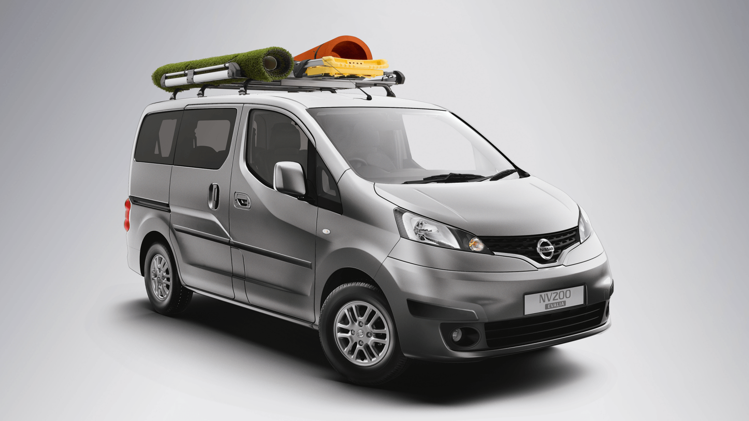 Combi | Nissan NV200 | Visibility