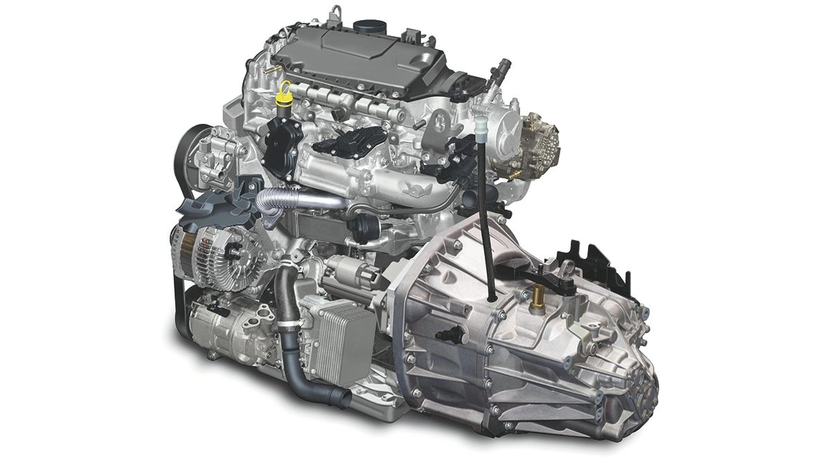 Nissan NV400 - dCi 130 engine performances