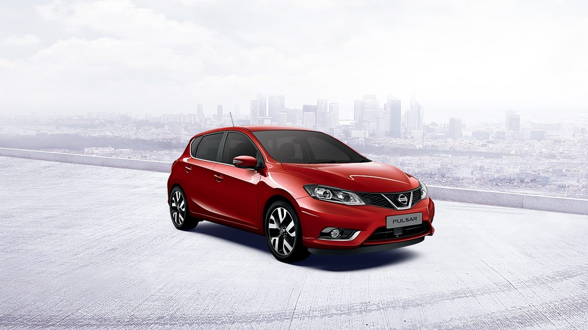 Nissan Pulsar – Hatchback | Video demo