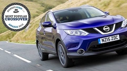 Small SUV - Most popular | Nissan Qashqai