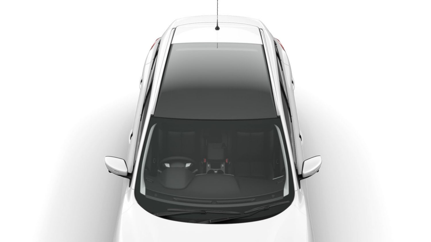Small SUV design - Panoramic glass roof | Nissan Qashqai