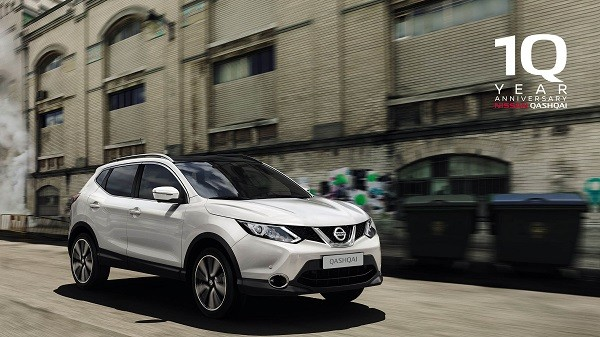 Small SUV - 10 Years of Driving The City | Nissan Qashqai