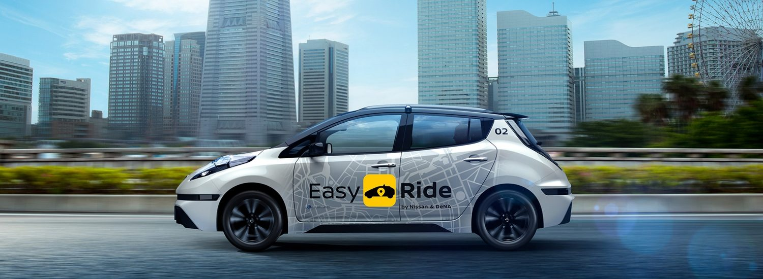 EASY RIDE Y NISSAN COLABORAN