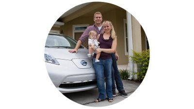 "Nissan LEAF ""Thanks a Billion"" video."