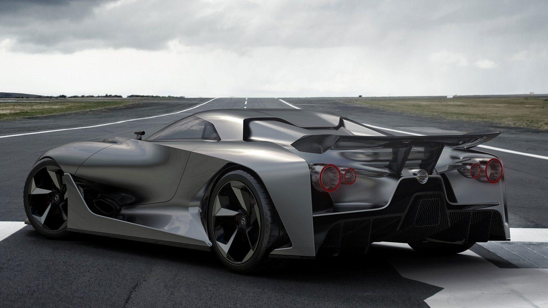 2020 Vision Gran Turismo - Experience Nissan | Nissan