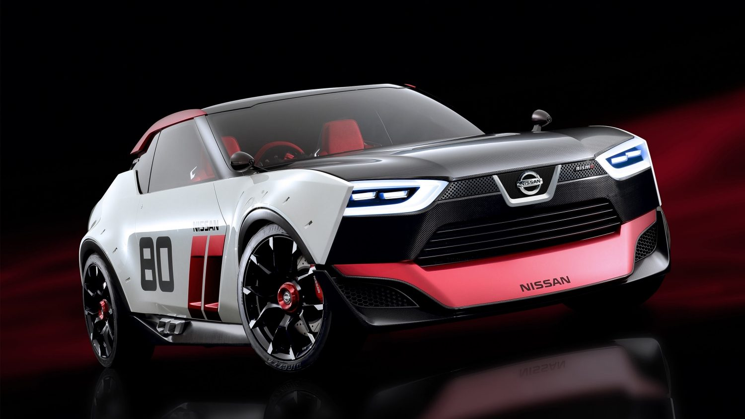 Nissan IDX NISMO Concept. Gallery low 3/4 front.