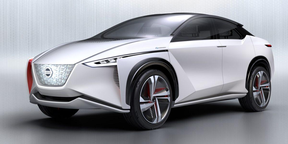 Компания Nissan готовит серийный электрокар