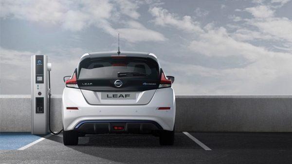 Nissan EV Charging Stations
