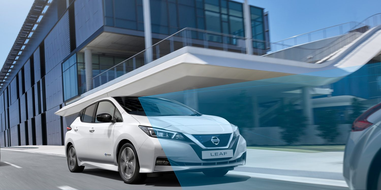 Nissan Leaf Intelligent Mobility