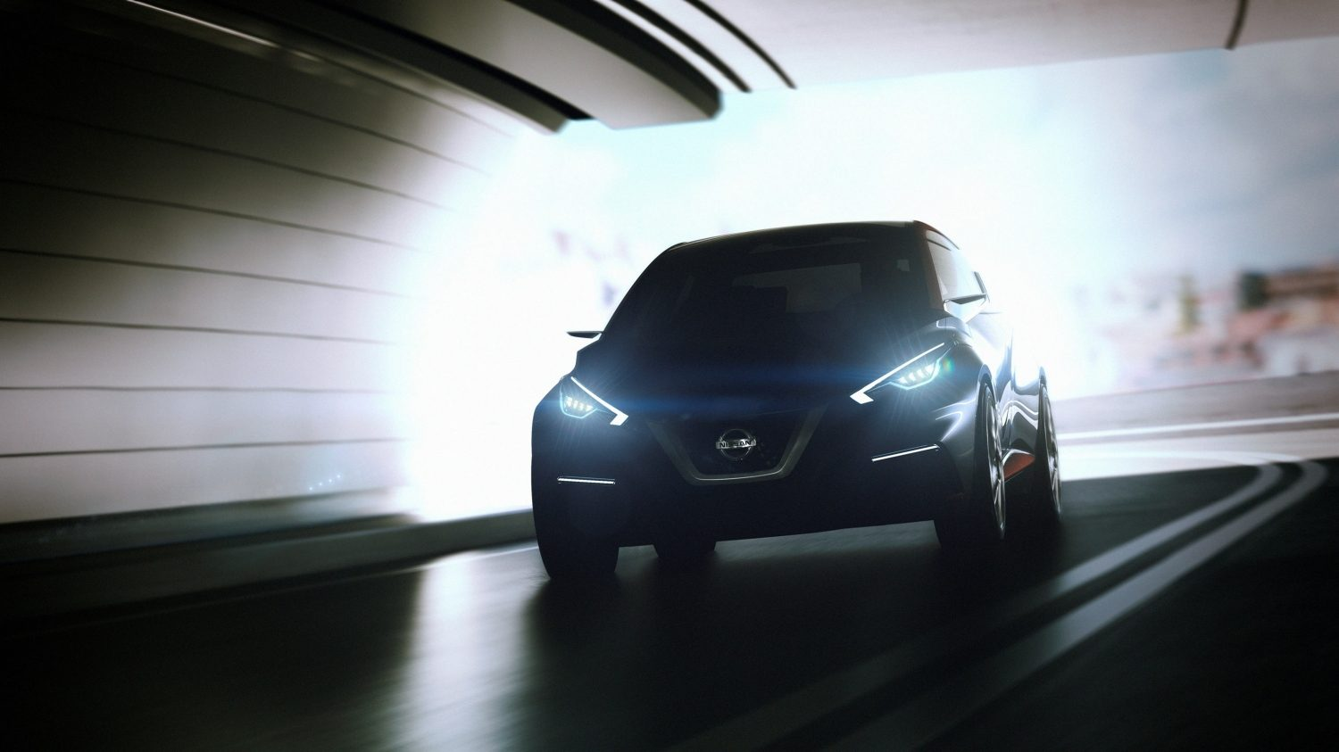Nissan Sway Concept.
