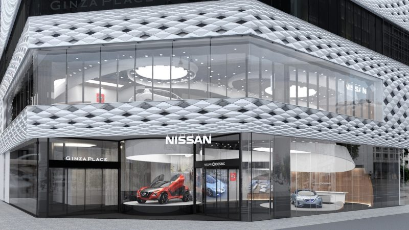 About Nissan Crossing