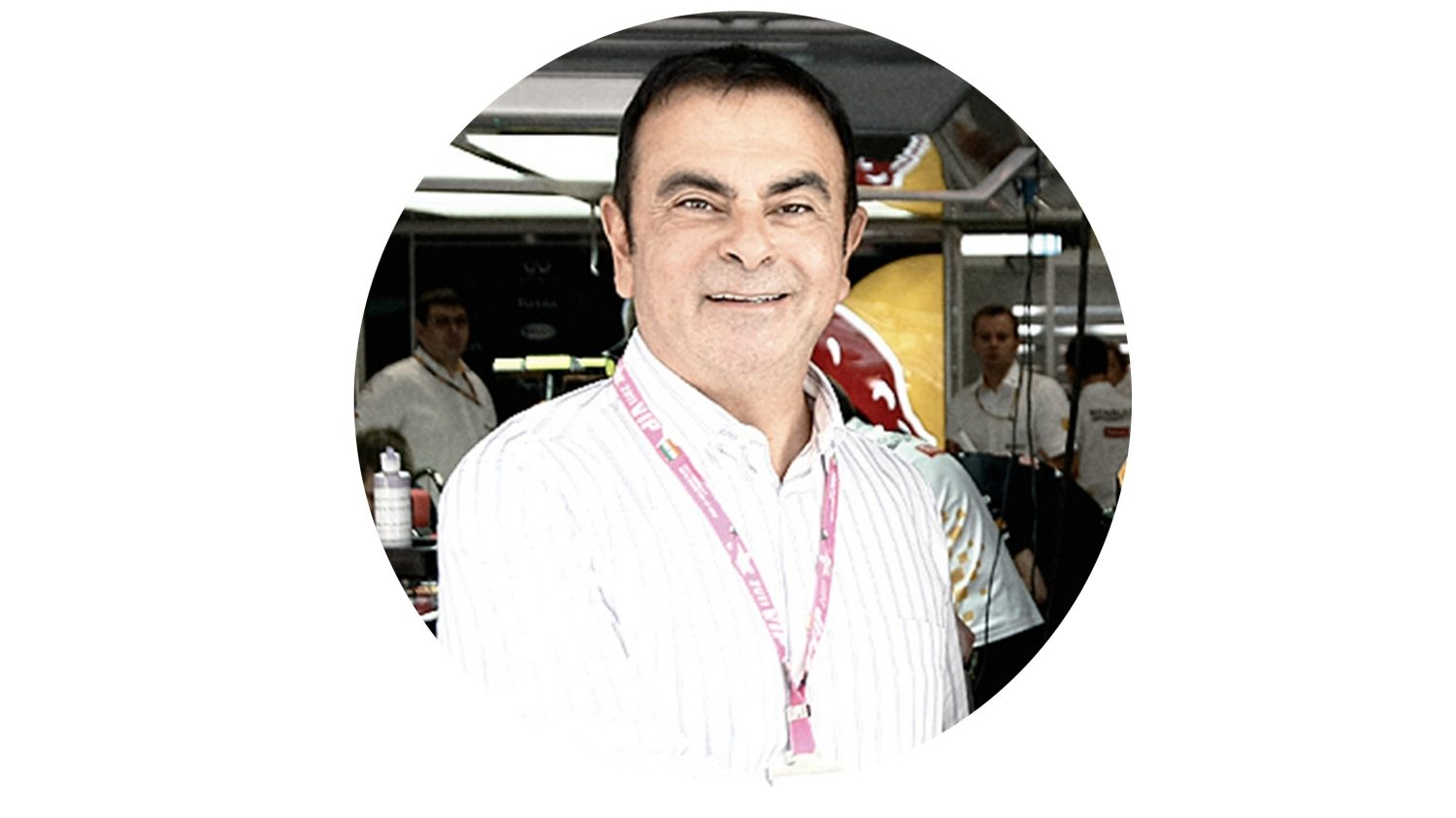 Carlos Ghosn, CEO