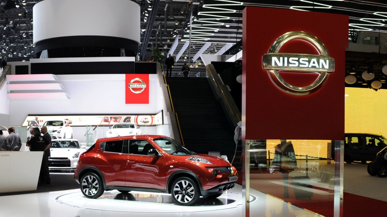 nissan news event