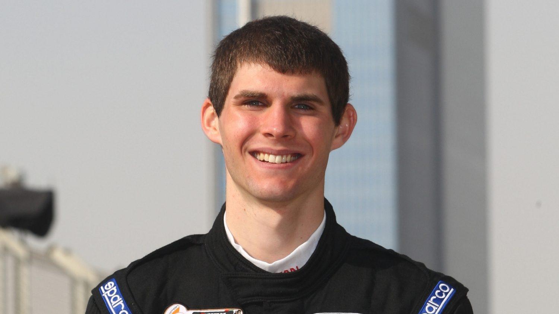 Nissan GT Academy Winners Nicolas Hammann, 2014.
