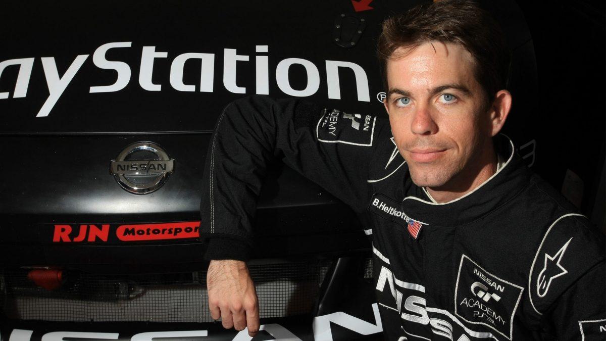 Мир Nissan — автоспорт — победитель GT Academy 2011 года — Брайан Хейткоттер