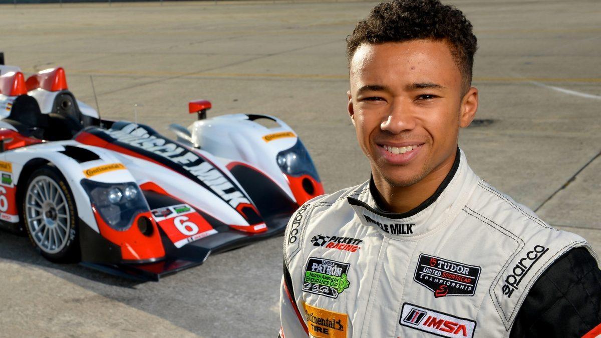 Мир Nissan — автоспорт — победитель GT Academy 2011 года — Ян Марденборо