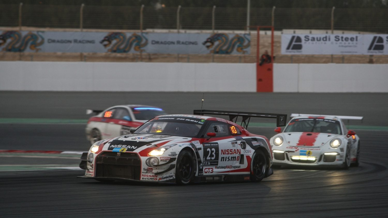 Experience Nissan - Motorsport - Cars on track