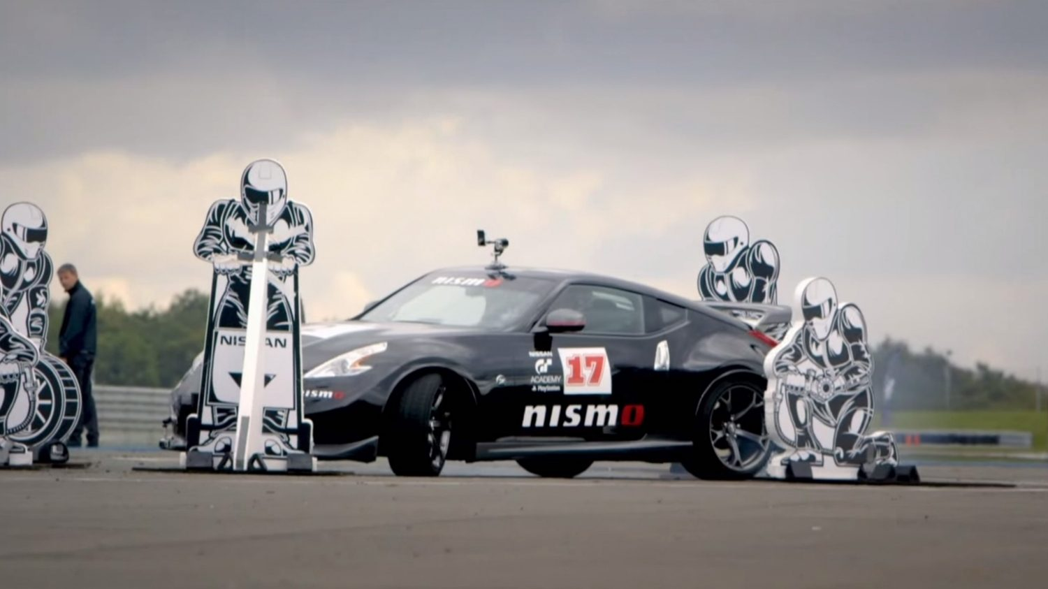 GT Academy, video. Temporada 4, episodio 5. Punto crítico.