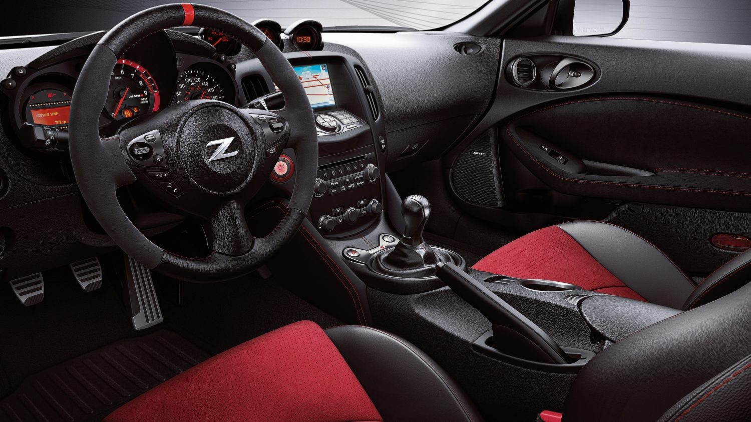 nismo nissan 370z macchine sportive nissan. Black Bedroom Furniture Sets. Home Design Ideas