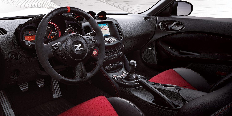 2018 nissan 370z nismo coupe sports car. Black Bedroom Furniture Sets. Home Design Ideas