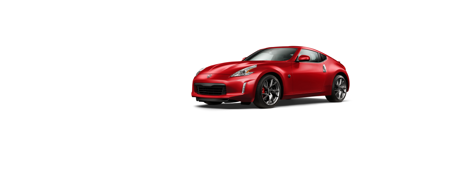 Nissan 370z Coupe - Vibrant Red