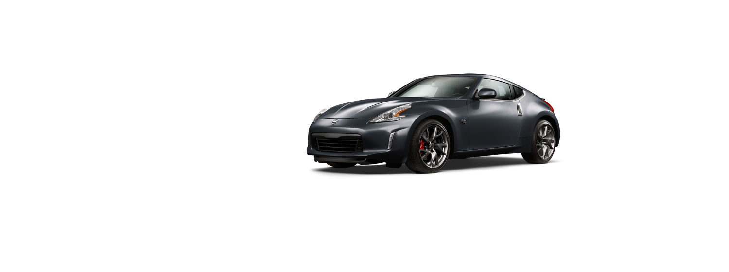 Nissan 370z Coupe - Gun Metallic