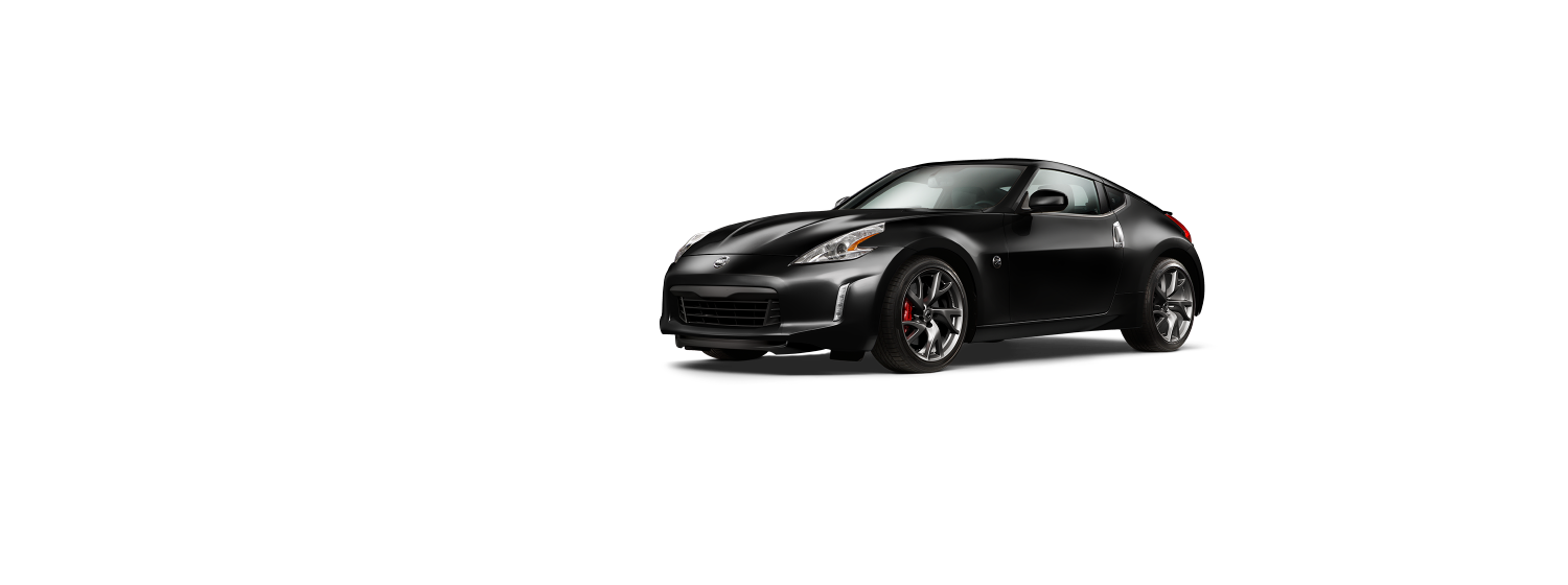 Nissan 370z coupe - Diamond Black