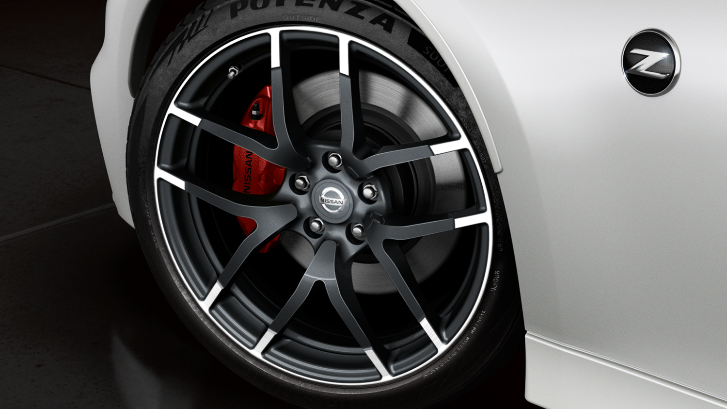NISMO | Nissan 370Z | RAYS alloy wheels