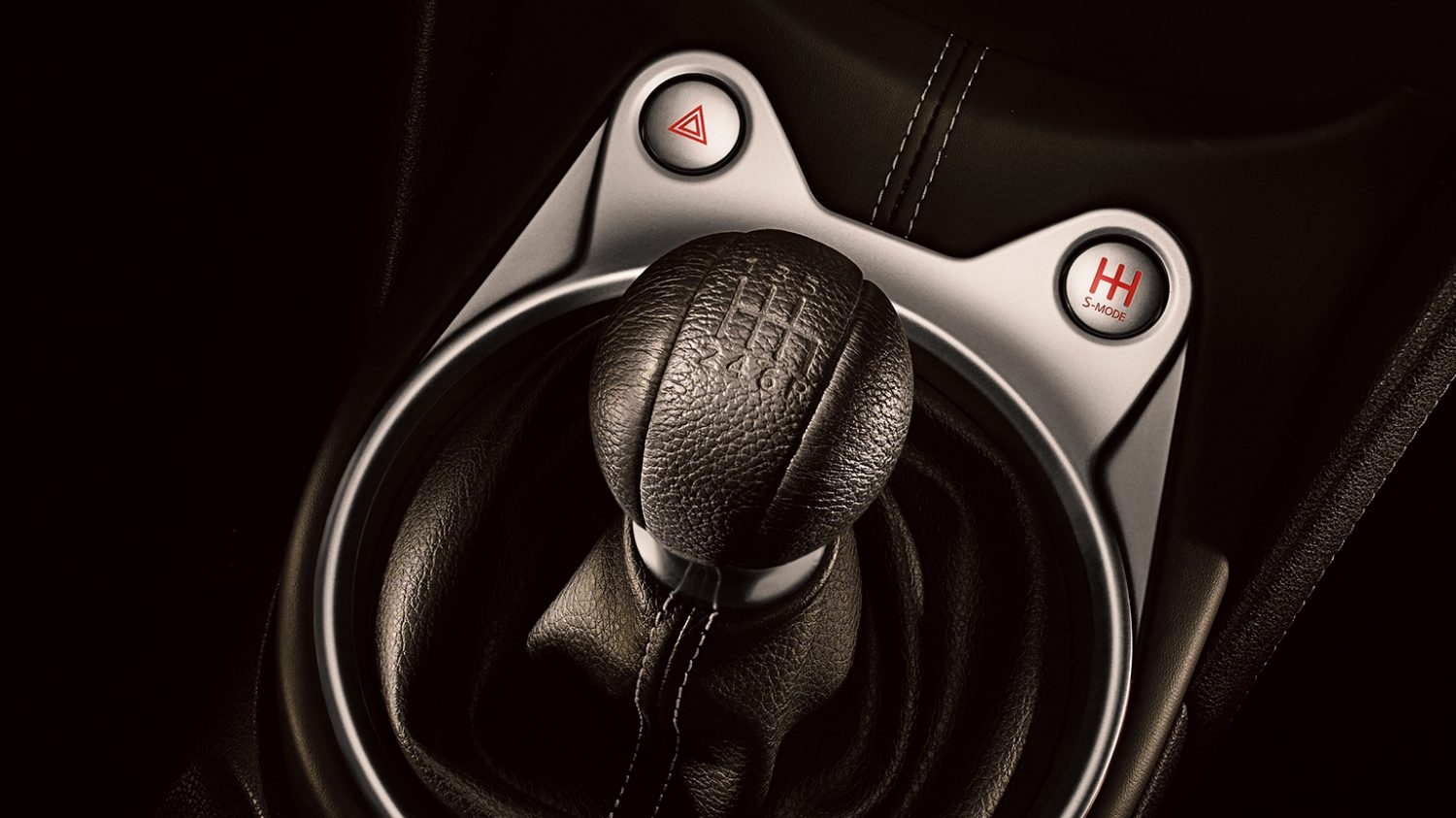 Manual transmission shifter