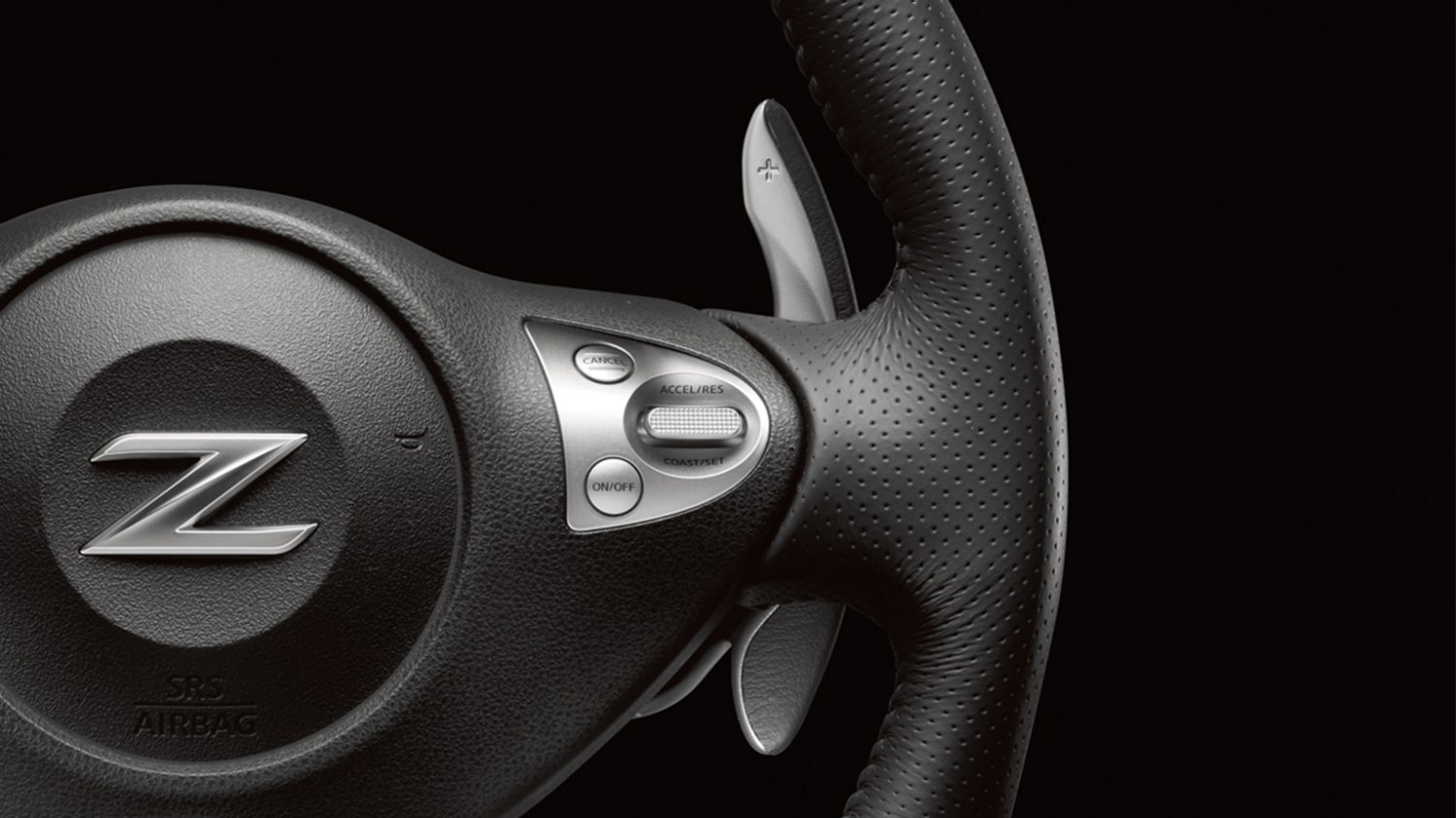 Nissan 370Z | Coupe | Steering wheel