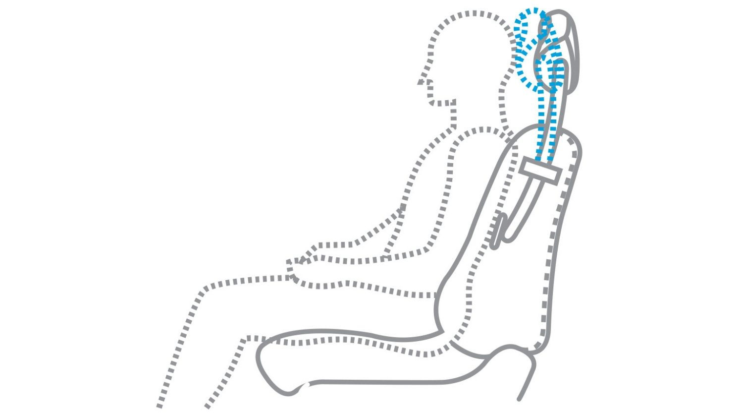 Active Head Restraints Illustration