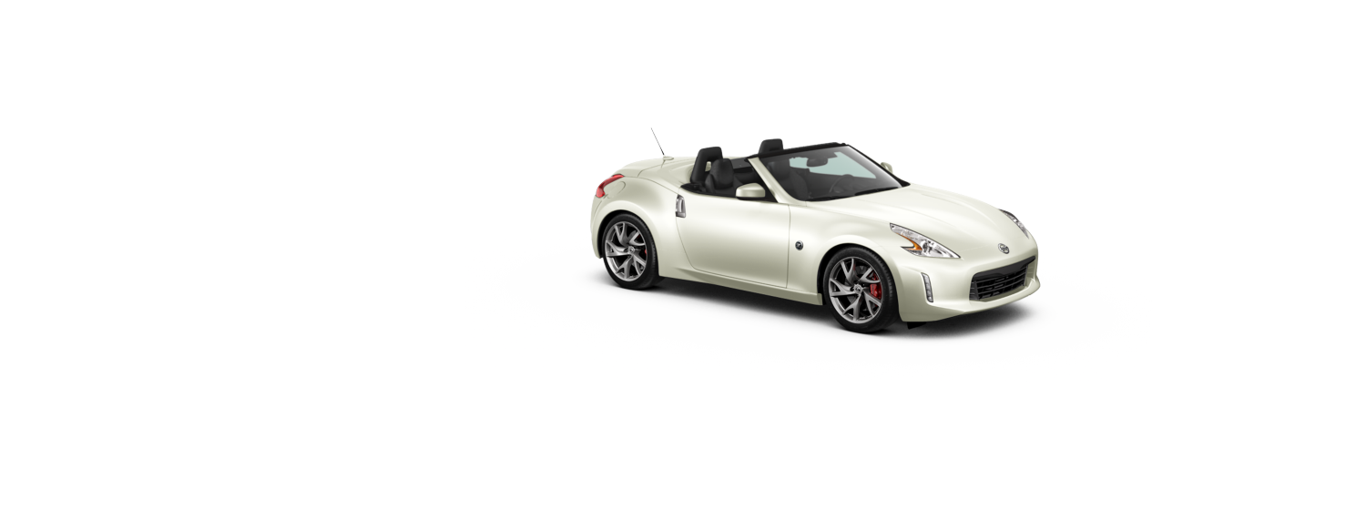 Nissan 370z Roadster - White