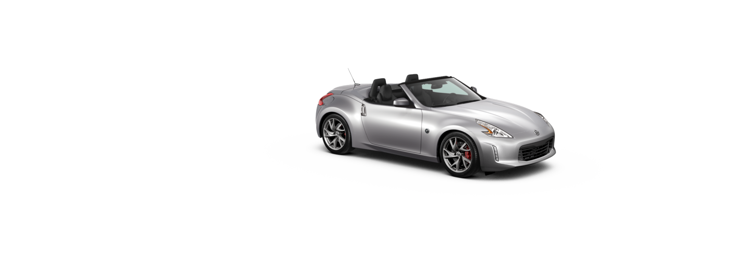 Nissan 370z Roadster - Brilliant Silver