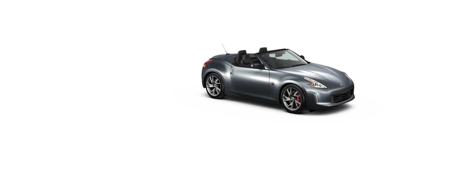 Nissan 370z Roadster - Gun Metallic