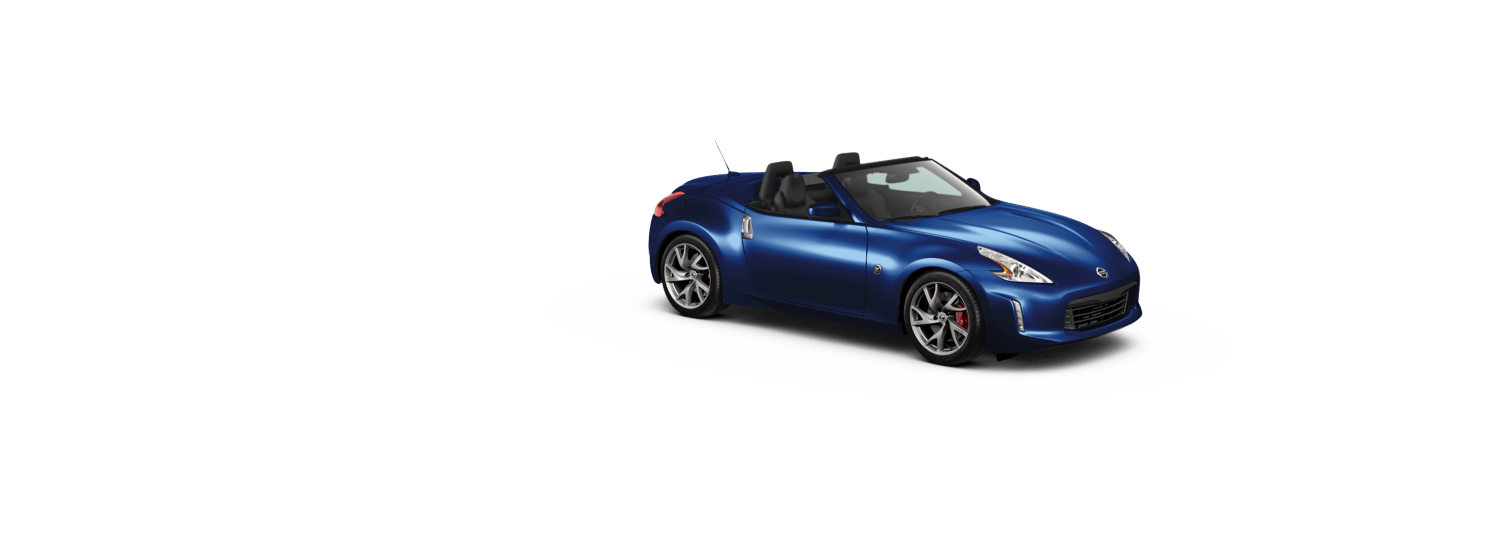 Nissan 370z Roadster - Blue
