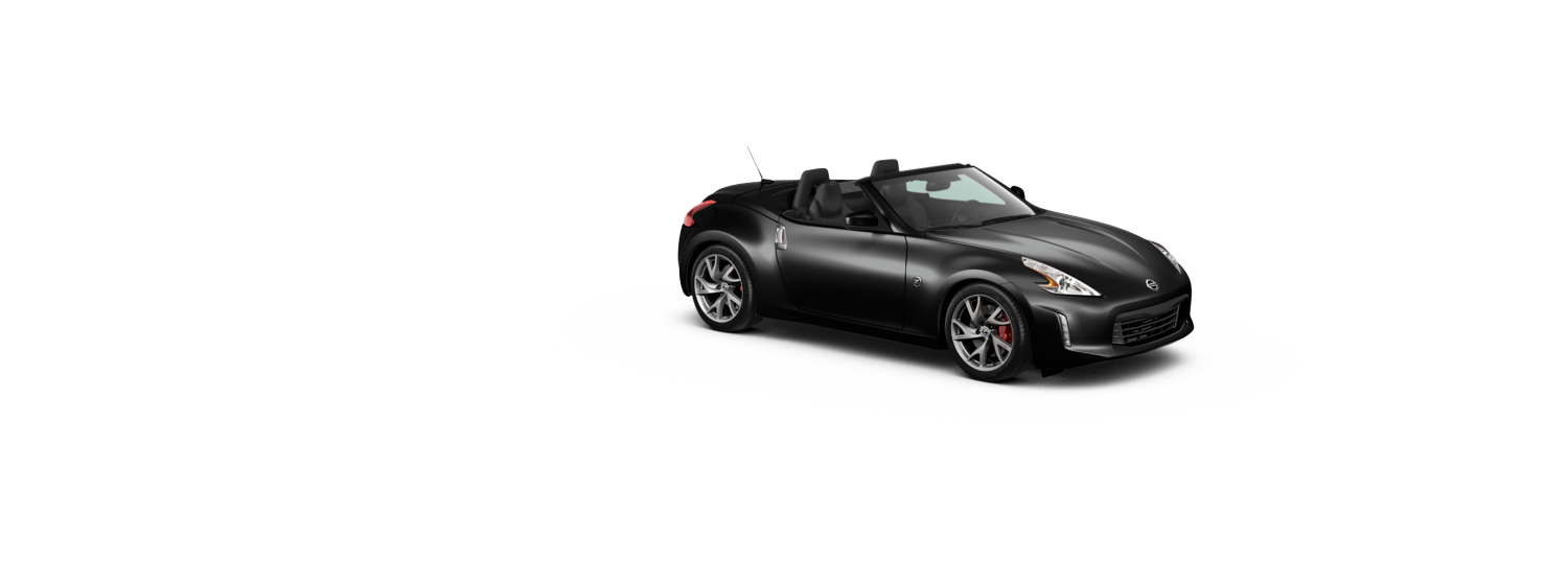 Nissan 370z Roadster - Black