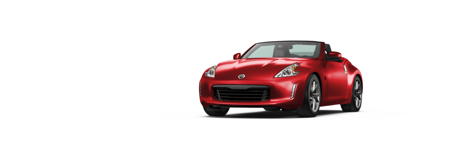Nissan 370z Roadster - Red